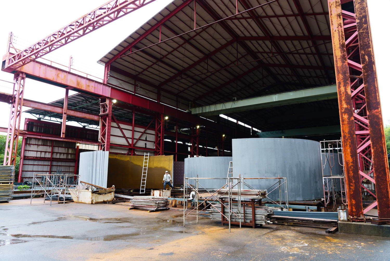 鋼構造物事業部
